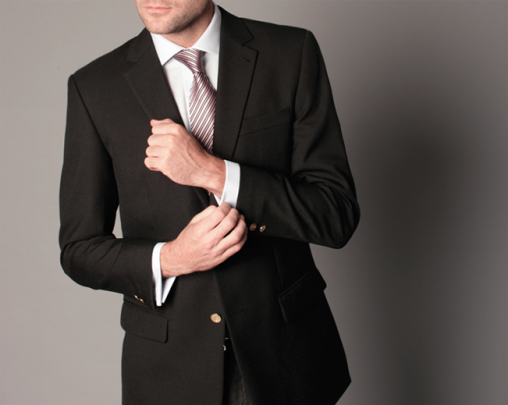 bespoke suits production in london