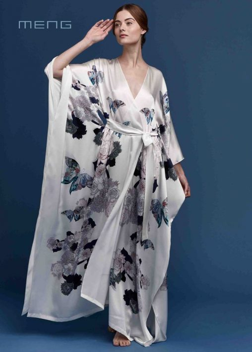silk production nightwear